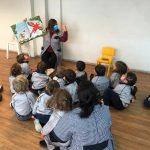 Book day at Kinder 3!